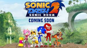 sonic 2 apk sonic dash 2 sonic boom trailer