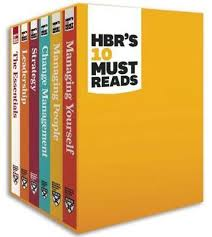 Hbr S 10 Must Reads by Booktopia Hbr S 10 Must Reads Boxed Set 6 Books Hbr S 10 Must
