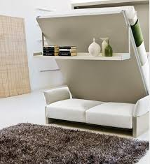 Smart Sofa Smart Furniture Like A Transformer Small Family Wallbed Bachelor