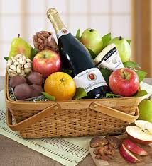 fruit and cheese gift baskets organic fruit cheese gift basket