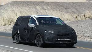 2018 honda odyssey spy shots redesign price awd