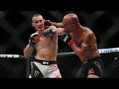 gruesome split lip of robbie lawler at ufc189 if you love mma