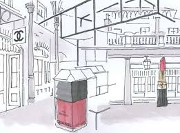 chanel opens covent garden pop up shop for olympics la chanelphile