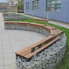 outdoor sitting outdoor seating for begbroke science park