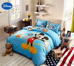 Mickey Mouse Bedroom Ideas Popular Mickey Mouse Twin Bed Set Buy Cheap Mickey Mouse Twin Bed
