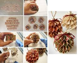 Diy Paper Christmas Decorations 10 Kid Friendly Tutorials For Diy Christmas Ornaments With Paper
