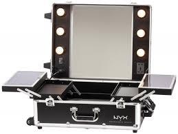 makeup artist station modern make up storage ideas with nyx makeup artist