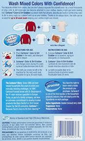 How Do I Wash Colored Clothes - amazon com color u0026 dirt grabber reusable cloth health