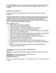 Director Of Development Resume Careers And Volunteer Opportunities New Jersey Citizen Action