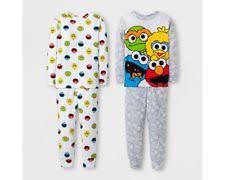 elmo pajamas baby toddler clothing ebay