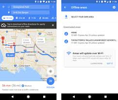 Offline Google Maps 12 Tips To Curb Data Usage In Android Computerworld