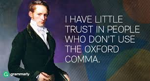 Oxford Comma Meme - what is the oxford comma and why do people care so much about it