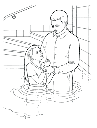 baptism colouring sheets coloring pages for kids catholic