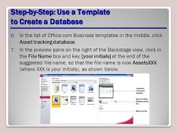 create database tables ppt video online download