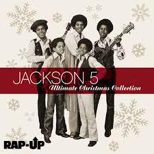 5 up photo album album cover jackson 5 ultimate christmas collection rap up