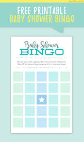 free printables teal and blue baby shower games yelloh