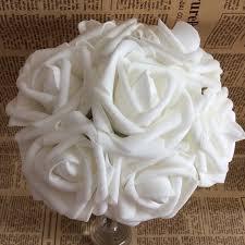 wedding flowers in bulk aliexpress buy 100 heads white wedding flowers wholesale