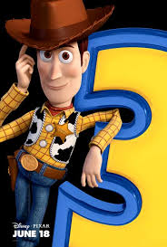 toy story 3 woody poster