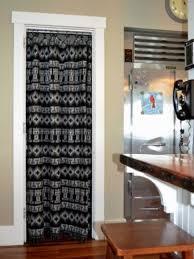 enamour curtain pantry door ideas door decorate n curtain pantry
