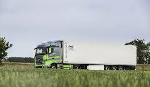 semi truck configurator fuel comparison tests in europe mercedes benz