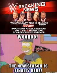 Wwe Network Meme - wwe network announcement megathread squaredcircle