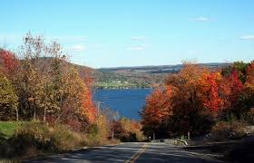 thanksgiving fall foliage finger lakes upstate new york
