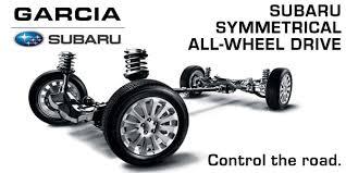 all wheel drive subaru symmetrical all wheel drive garcia subaru