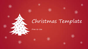 free holiday powerpoint templates free christmas powerpoint
