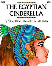 egyptian cinderella shirley climo ruth heller paperback
