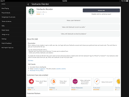 how to order starbucks with alexa cnet