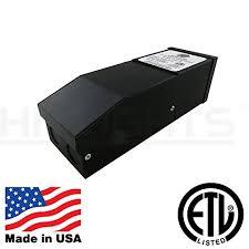 Jual Lu Dc 12v hitlights 150 watt dimmable driver magnetic for led light strips