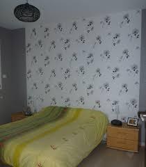 tapisserie salle a manger papier peint design chambre adulte papier peint chambre adulte