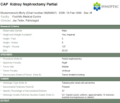 autopsy report template pathology report template web based synoptic reporting for cancer pathology synoptic reporting example and definition softworks group