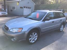 blue subaru outback 2007 your used 2007 subaru outback for sale in farmingdale me silver