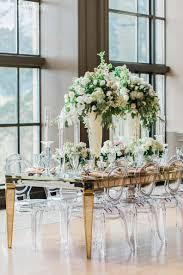 glamorous indoor garden wedding elegantwedding ca