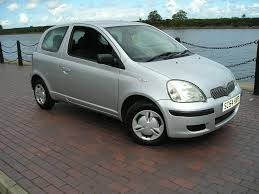 toyota yaris 1 0 t2 vvt i 3dr manual for sale in ellesmere port