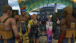 amazon com final fantasy x x 2 hd remaster standard edition