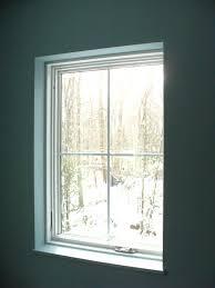 drywall window returns fine homebuilding
