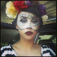 Dead Halloween Costumes 88 Dead Makeup U0026 Dress Images Sugar