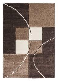 Teppich Schlafzimmer Beige Prada Teppich 8001 Designer Teppiche Modern Wohnzimmer