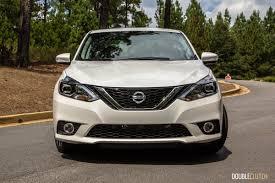 nissan sentra sr turbo first drive 2017 nissan sentra sr turbo doubleclutch ca