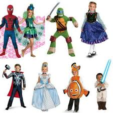 halloween costumes deals star wars frozen characters and more