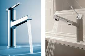 kitchen faucet low flow water saving products what s new in low flow faucets remodeling