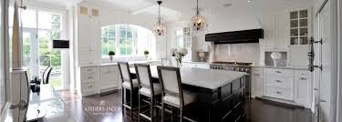 Kitchen Island Calgary Classic Style Kitchen With Island Ateliers Jacob Calgary