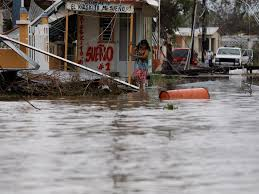 nissan finance disaster relief jones act shipping law hurting puerto rico waived by donald