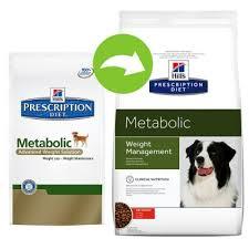 prescription diet canine metabolic weight management
