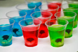how to make mad eye martini jello shots 9 steps with pictures