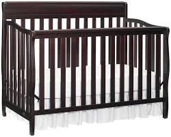 Espresso Convertible Crib Nursery Graco Convertible Cribs Espresso Baby