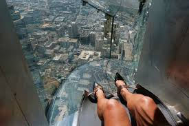 Second Hand Stores Downtown Los Angeles New L A Skyscraper Slide Causes Woman Injury Lawsuit Claims