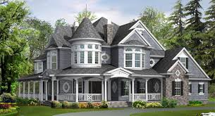 victorian house plan with 4 bedrooms and 4 5 baths plan 3230